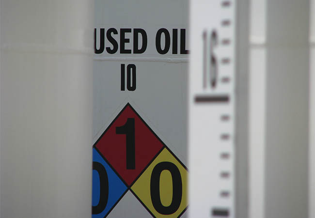 Used Oil Service